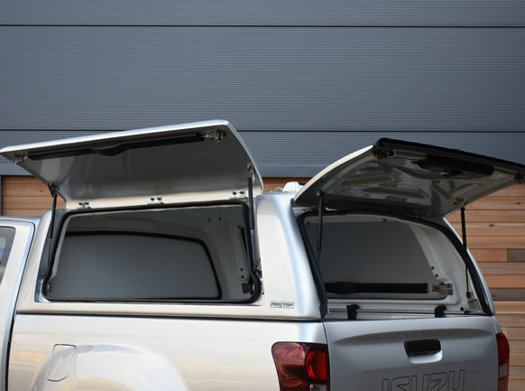 Mitsubishi L200 Pro//Top Canopy With Drawer System