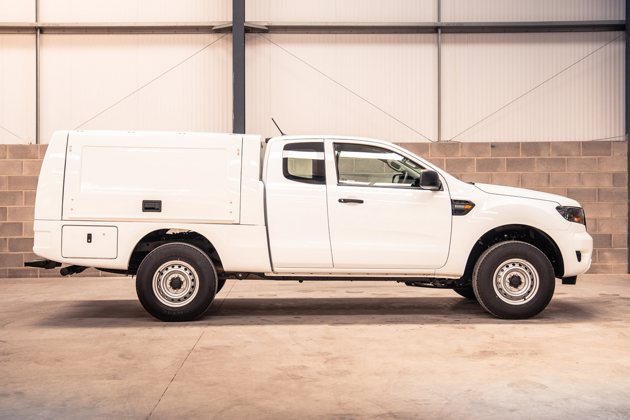 Isuzu D-Max Pro//Top Professional Hard Top Canopy