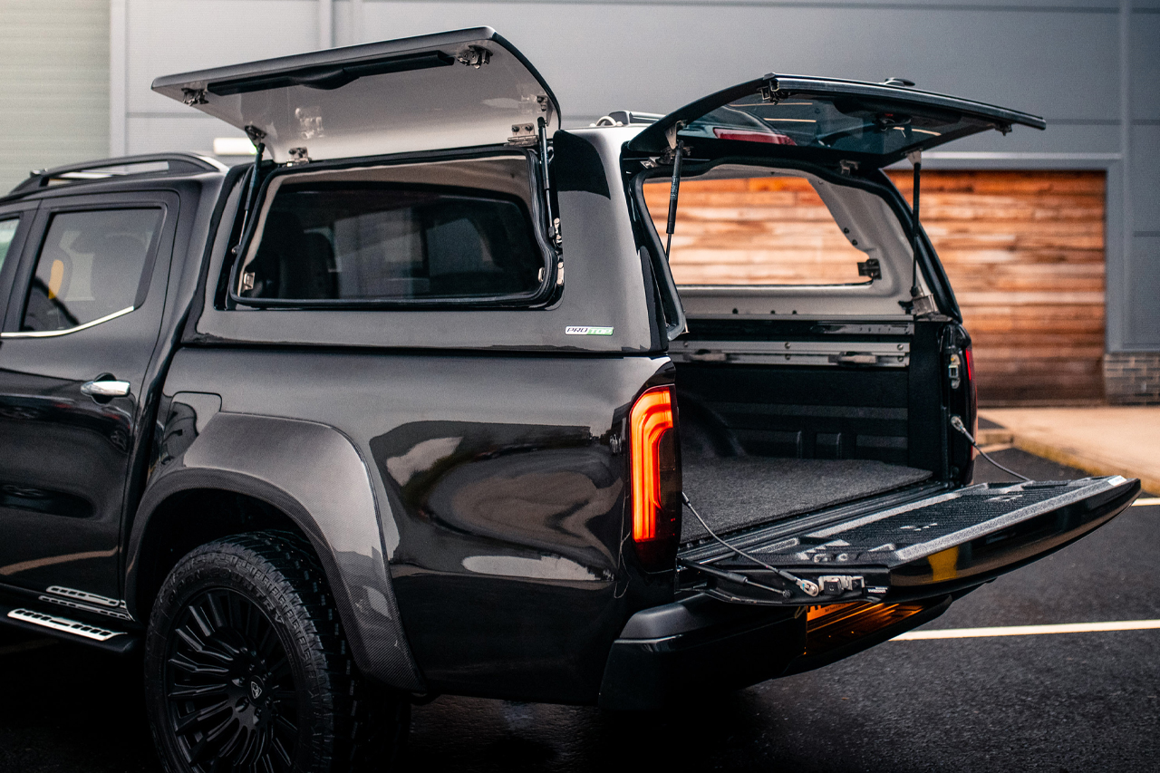 Pro//Top Gullwing Canopy for Mercedes X-Class