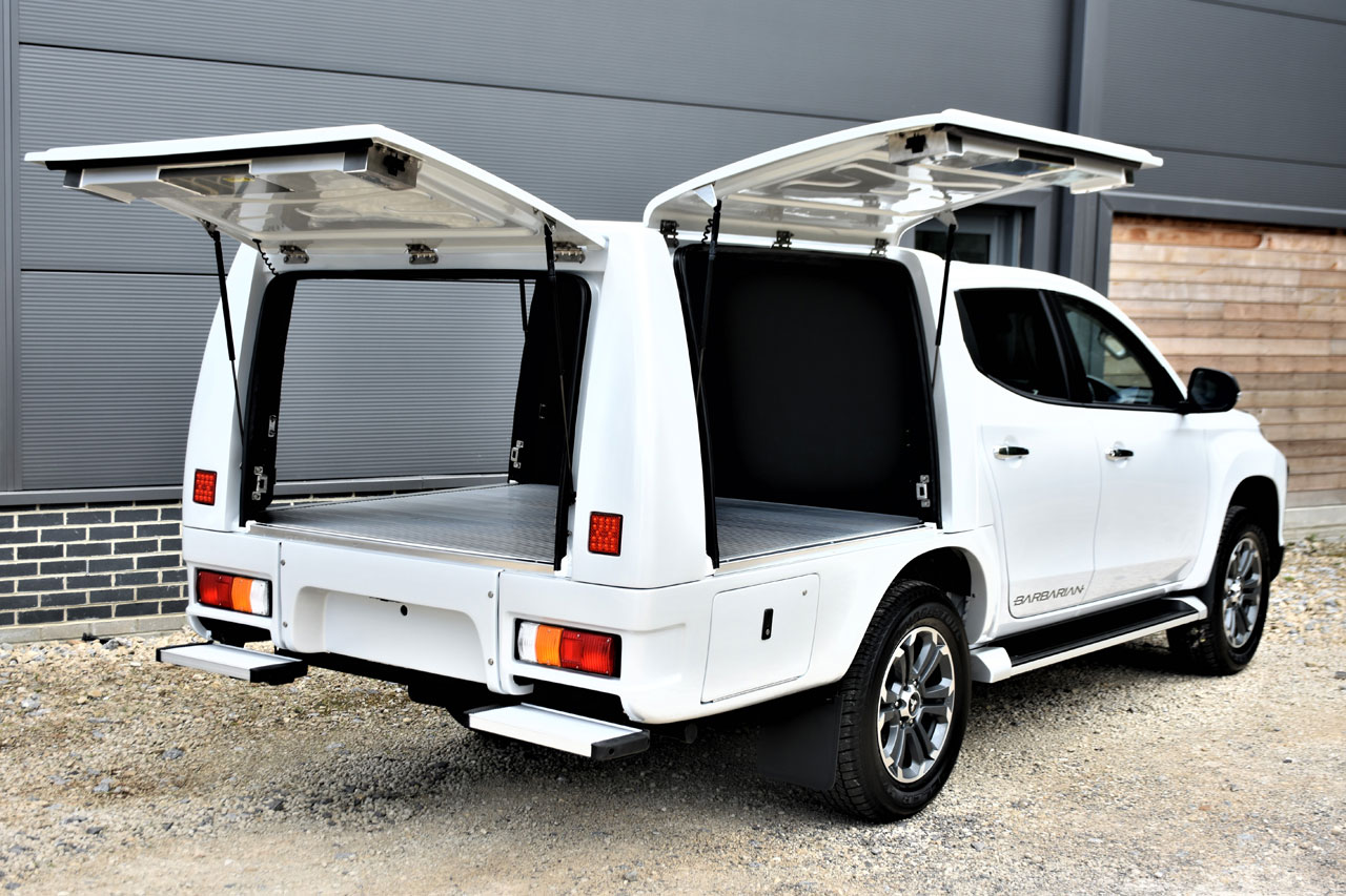 Pro//Top Utility Professional Canopy for Mitsubishi L200