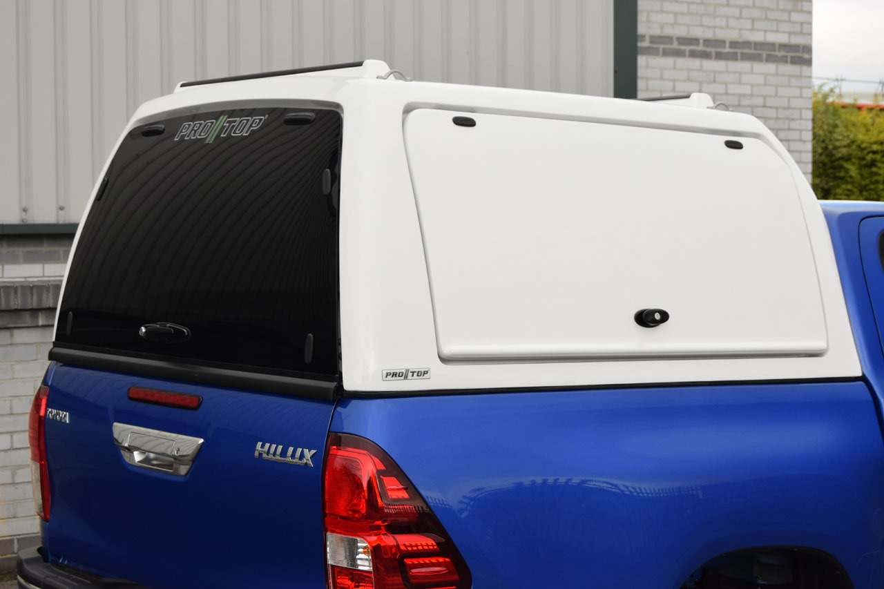 Toyota Hilux High Roof Pro//Top Gullwing