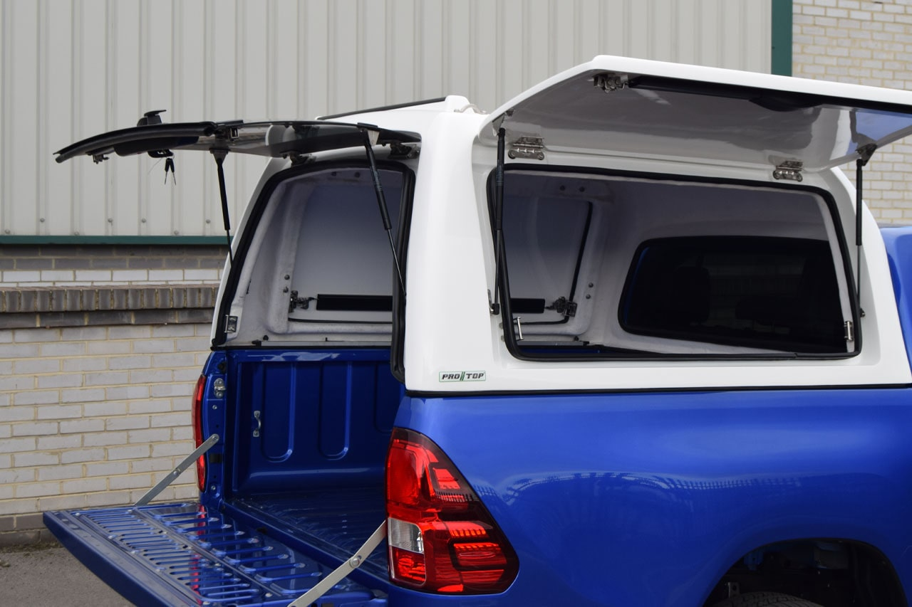 High Roof Pro//Top Canopy for Toyota Hilux