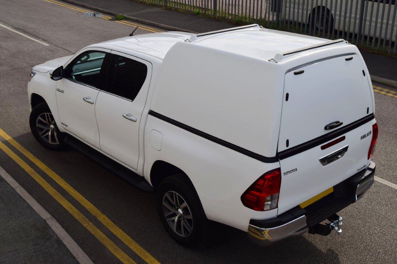 Toyota Hilux High Roof Tradesman