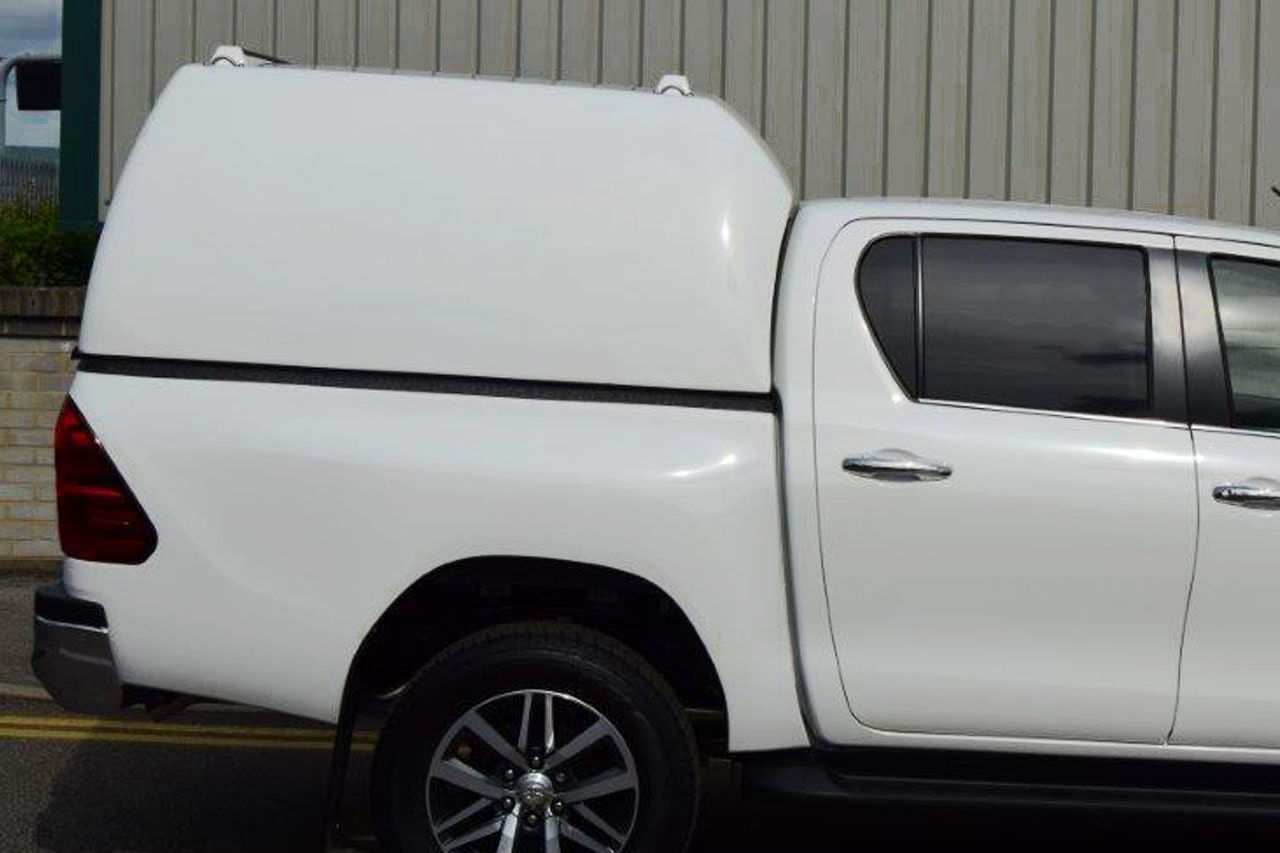 Pro//Top High Roof Tradesman for Toyota Hilux