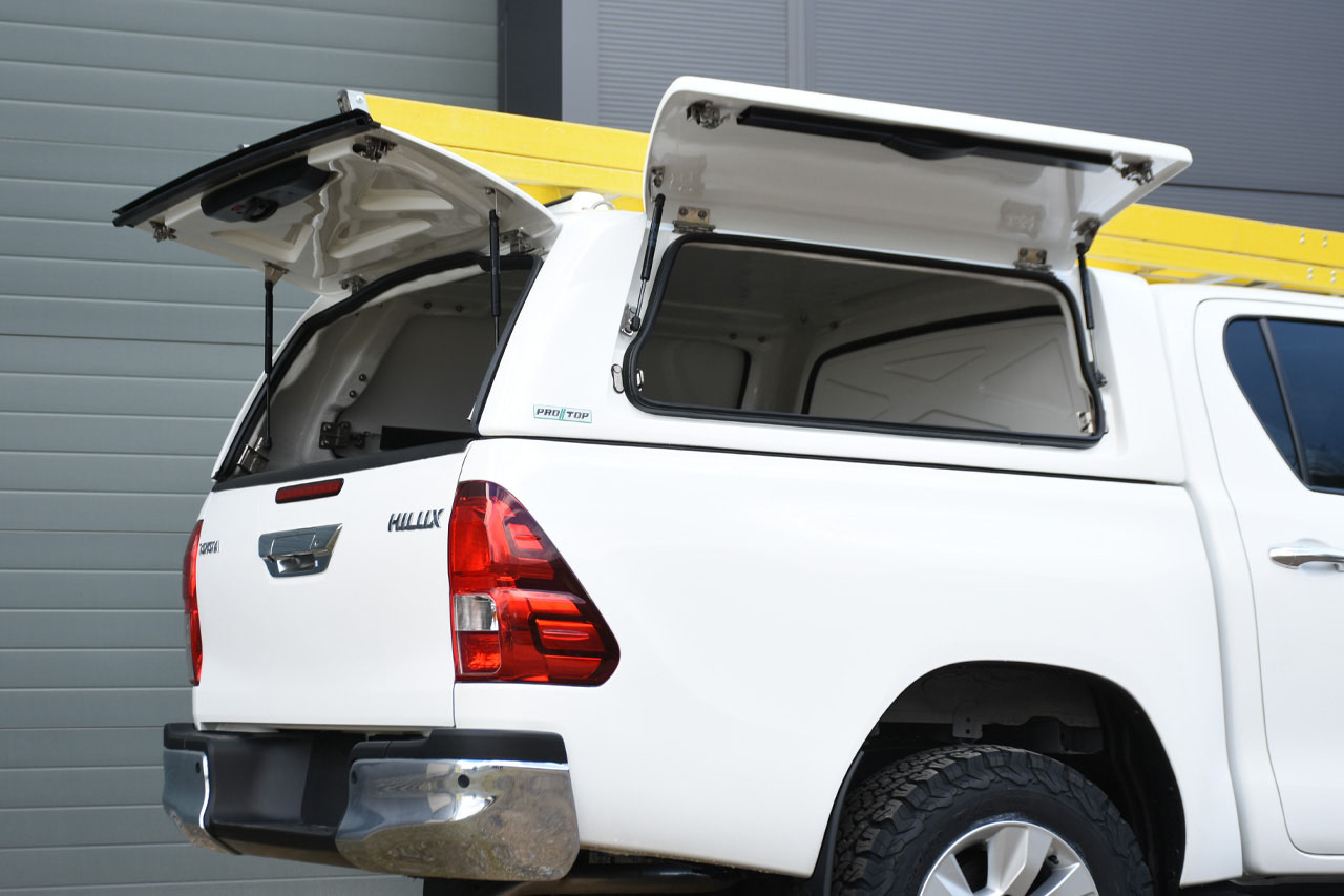 Pro//Top Gullwing for Toyota Hilux