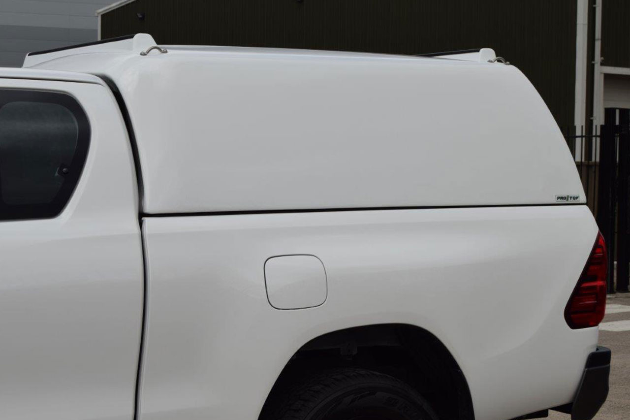 Mid Roof Canopy for Toyota Hilux