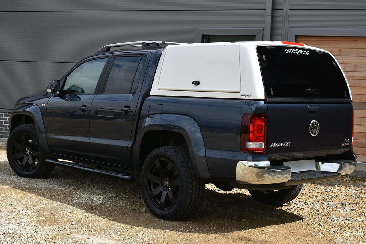 Vw Amarok Pro//Top Gullwing Hard Top Canopy