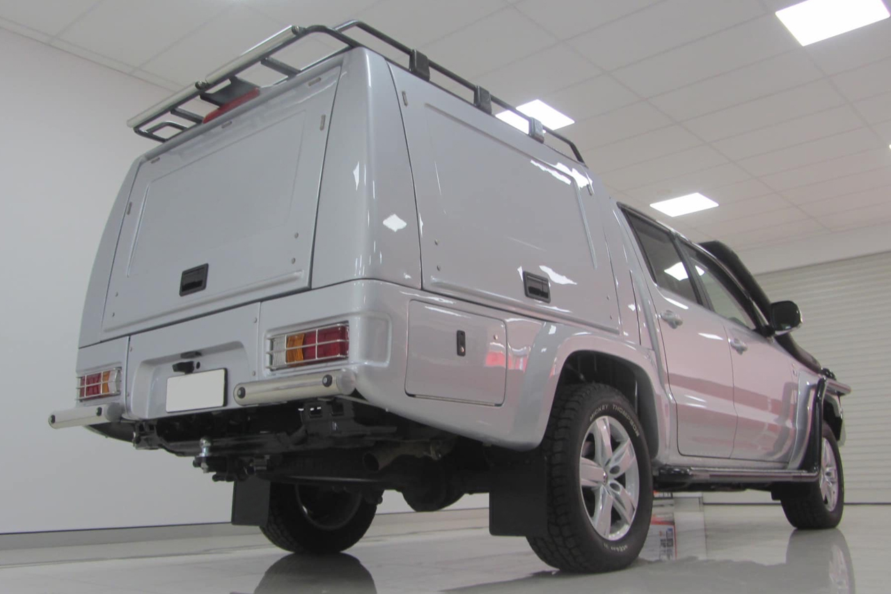 Pro//Top Utility Hard Top for Volkswagen Amarok